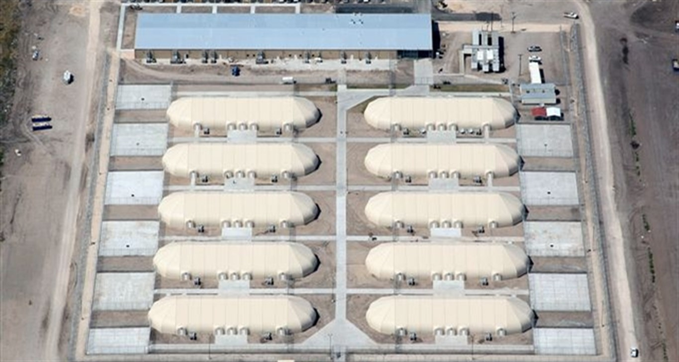 Willacy Detention Center-RaymondvilleTX